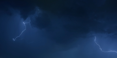 Dark Blue Stormy Sky Photo Background. Weather Photo Collection. photo