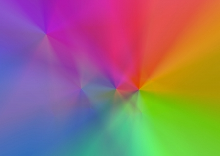 High Resolution Rainbow Background. Colorful Abstract Backdrop Фото со стока