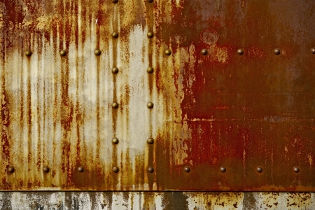 Rust on Metal Background.  Stock Photo - 20544460