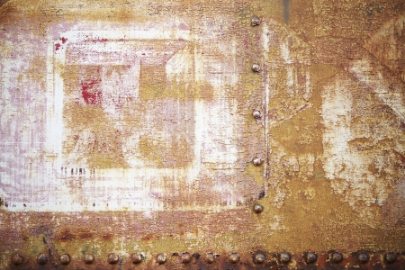 Aged Rusty Metal Texture. Rusty Backgrounds Collection. Stock Photo - 20544009