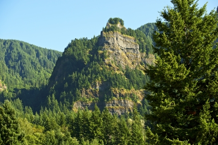 Oregon Scenery. Western Oregon Landscape. Columbia River Gorge. Oregon Collection. photo
