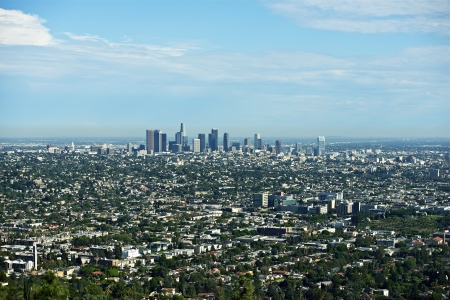Cityscapes: Los Angeles, California, USA. American Cities Collection. photo