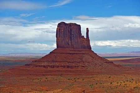 navajo land: Northern Arizona Scenic Landscape. Navajo Tribe Lands. Sandstone Formation. Arizona Photo Collection.