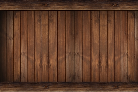 backdrop: Brown Wood Wall Backdrop. Wood Background Stock Photo