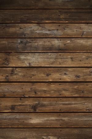 reclaimed: Vintage Horizontal Wood Planks Background.