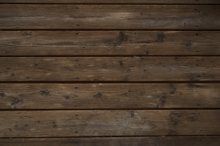 wood textures: Reclaimed Dark Wood Background. Horizontal Old Weathered Planks.