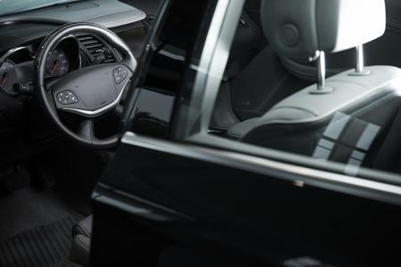Modern Car Studio Photo. photo