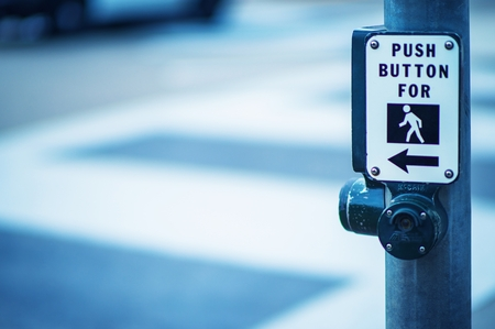 Manual of Traffic Signs. Push Button For Green Light. Traffic Signs