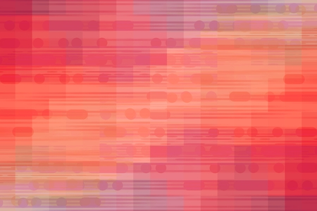 Digital Abstract Backdrop. Reddish Pinky Illustration.