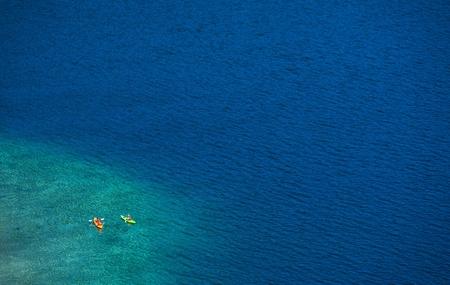 tahoe: Lake Kayaking. Lake Tahoe Kayaking. California, United States.