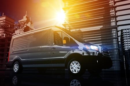 reloading: Cargo Van Delivery.