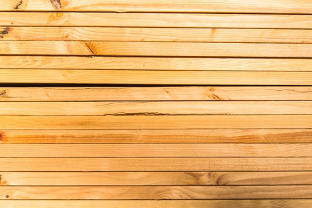 lumber industry: Timber . Raw Planks Pile Side View Backdrop. Stock Photo