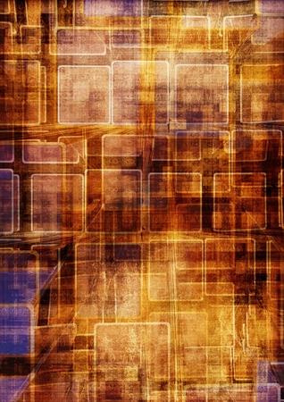 secret number: Vintage Secret Code Abstract Golden Illustration. Stock Photo