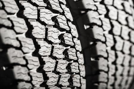 tread: Offroad Tires Tread Bar. Brand New Tires Tread Bar Closeup
