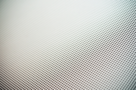 Silver Tech Background Focus Closeup. Silver Metallic Backdrop. 版權商用圖片