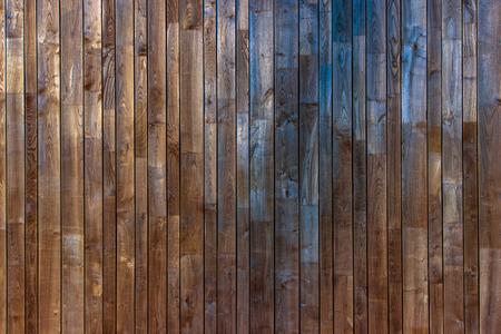 納屋の木製の壁の背景。木製の壁パターン テクスチャ。木材の背景。 写真素材