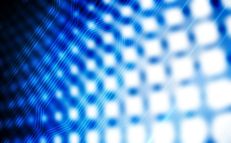 brightness: Glowing Technology Abstract Background. Technology Backdrop.