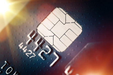 scamming: Credit Card Payments System Concept Photo.