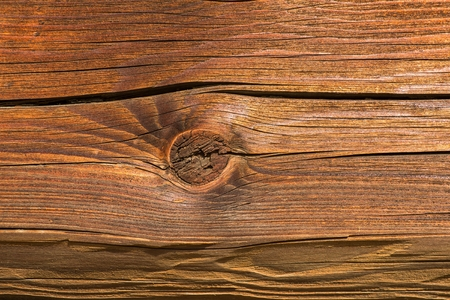 aged wood: Wood Plank Knag Background. Aged Reclaimed Wood Texture.