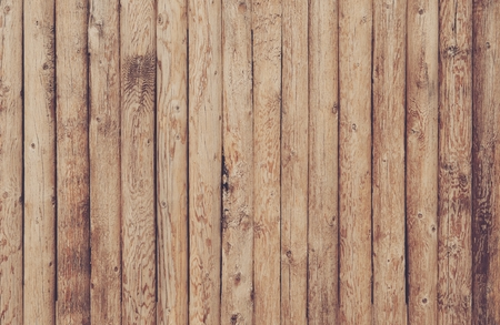 Wooden Wall Photo Backdrop. Small Wood Logs Pattern.