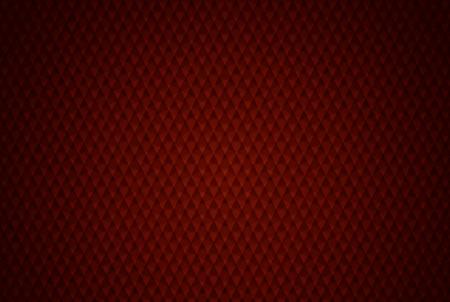エレガントな赤の幾何学的な背景の図。ブルゴーニュの赤の幾何学模様。