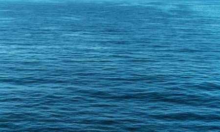 Calm Ocean Water Nature Background. Seascape Photo.