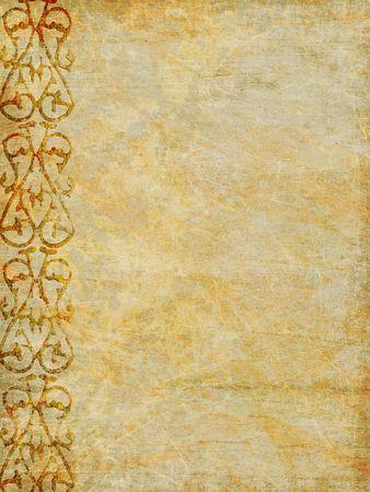 decorative vintage paper