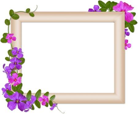 romantic frame Stock Photo - 6917430