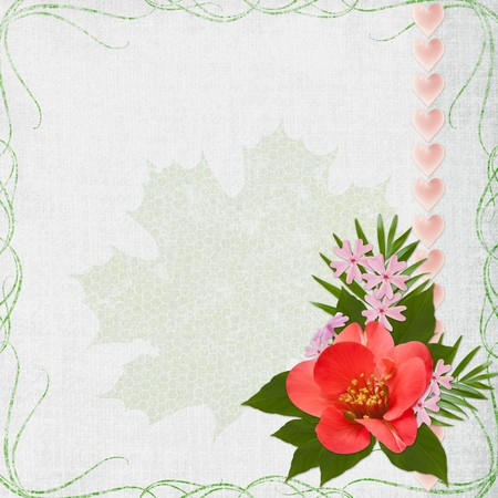 Background for congratulation  card Stock Photo - 7090787