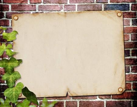 Vintage background  for invitation Stock Photo - 7402880