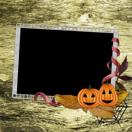 Framework For Halloween Congratulations photo