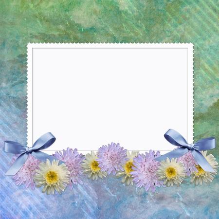 Framework for photo or congratulation  photo