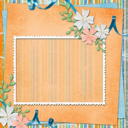 Framework for invitation or congratulation