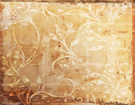 vintage grunge texture and background