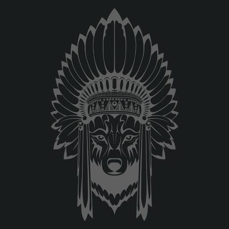 apache: volf Injun