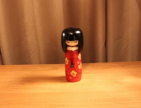 japanese doll Banco de Imagens