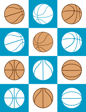 Assorted Angles and Rotations of Basketball