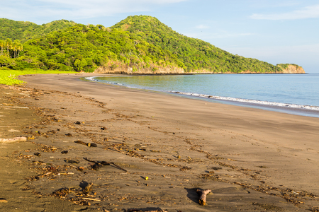 The starting place of my daily 6am walks before entering the dry forest to find monkeys in Guanacaste, Costa Rica.