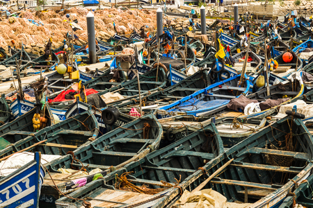 dozens: These boats were counted in their dozens when I visited the harbour & it was obvious to fill the frame with so many fascinating subjects.