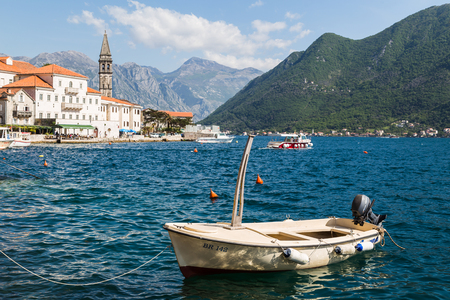 The tiny yet historic town of Perast on the edge of the Bay of Kotor in Montenegro has boasted a Unesco World Heritage Site status since 1979.