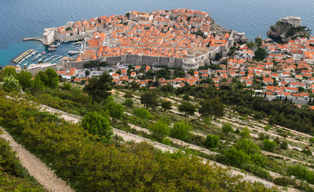 srd: The Fort played a vital role protecting Dubrovnik during the Balkans War in the early 90s.