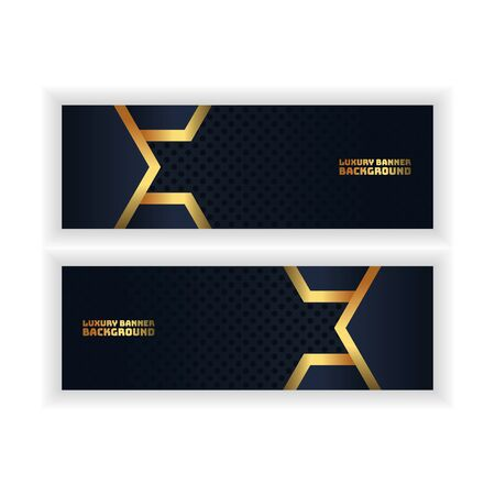 luxury background light with abstract color modern technology banner gold