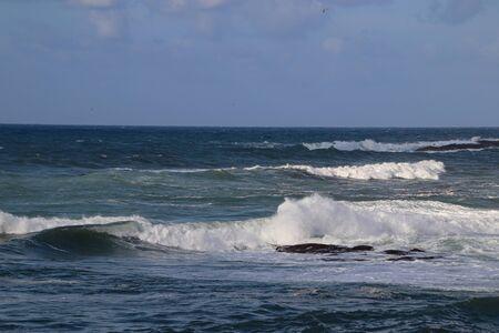 algeria, summer 2019, views of jijel and the sea