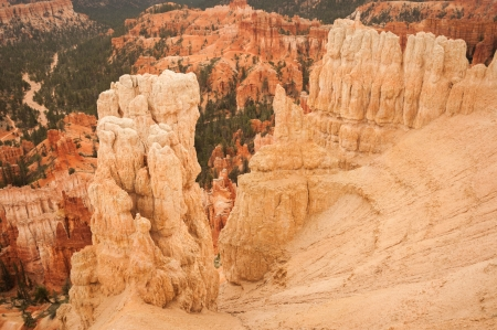Canyon Bryce amphitheater west USA utah 2013 photo
