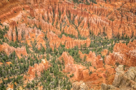 Bryce Canyon amphitheater west USA utah 2013 valley photo