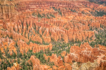 Bryce Canyon stalactites amphitheater west USA utah 2013 photo