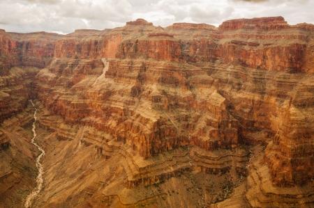 toroweap: Grand Canyon big wall rocks near las vegas cloudy 2013