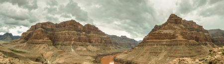 Grand Canyon Panorama USA, Nevada beautiful landscape photo