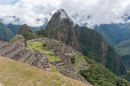 machu picchu: Machu Picchu (Peru, South America)