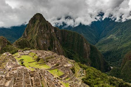 Machu Picchu (Peru, South America)